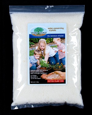 Hydrosource ® PAM 20 lbs. - four 5 lb. bags
